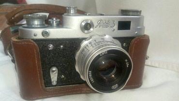 удобный фотоаппарат в Кыргызстан: Фотоаппарат FED 3