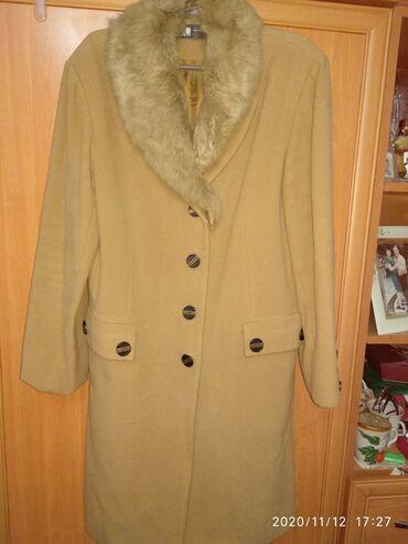 vytyazhki 50 в Азербайджан: Продаю пальто в хорошем состоянии размер 48-50.Объем груди 110, длина