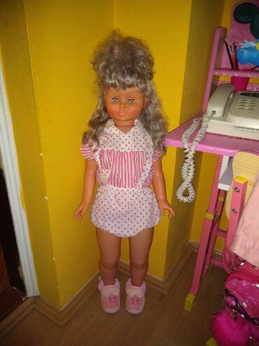 Velika lutkajako lepa!Unapred da naglasim prvo uplata pa slanje