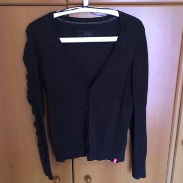 EDC by Esprit black jacket size M in perfect condition σε Thessaloniki