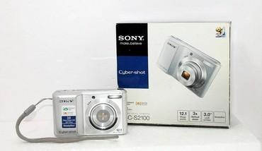 Sony Cyber-shot DSC-S2100 12,1-мегапиксельная в Бишкек