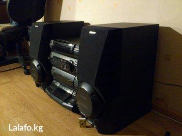 Продаю музыкальный центр sony  с в Бишкек