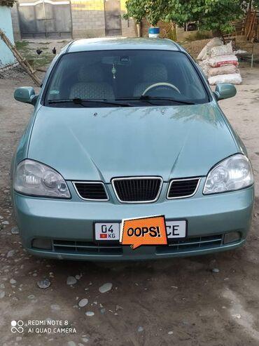Автомобили - Сузак: Daewoo Lacetti 1.5 л. 2004