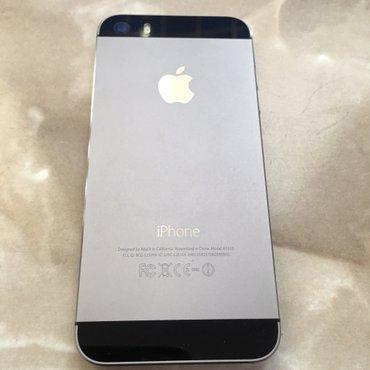 Срочно!!Iphone 5s  состояние нового в Лебединовка