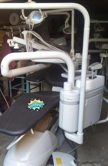 Медтовары - Ала-Тоо: Продается б/у 3 стоматологических установок . Цены от 55 000сом до