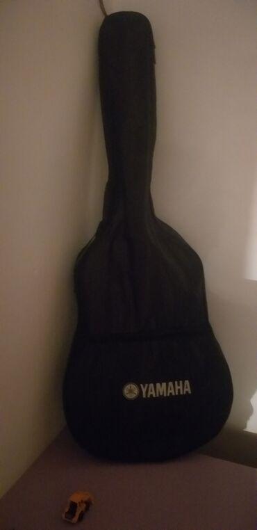 Спорт и хобби - Аламедин (ГЭС-2): Гитара сатылат жаны урунган эмес чехолу менен