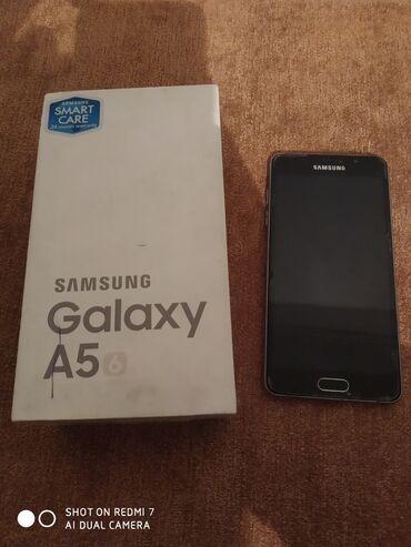защитные стекла в Кыргызстан: Б/у Samsung Galaxy A5 Черный