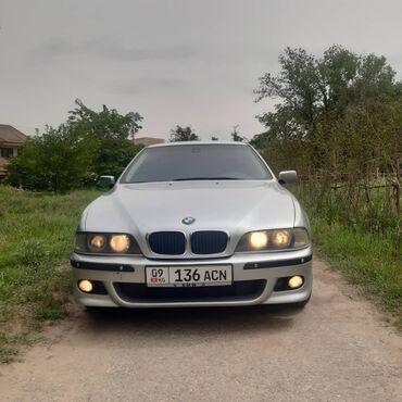 BMW - Автоматическая - Бишкек: BMW 525 2.5 л. 2000