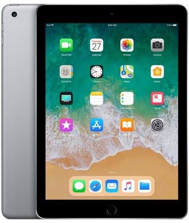 Bakı şəhərində Apple iPad 9.7 2018 wi-fi (2GB,32GB,Space Gray)