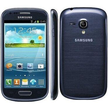 İşlənmiş Samsung Galaxy S3 Mini 4 GB ağ