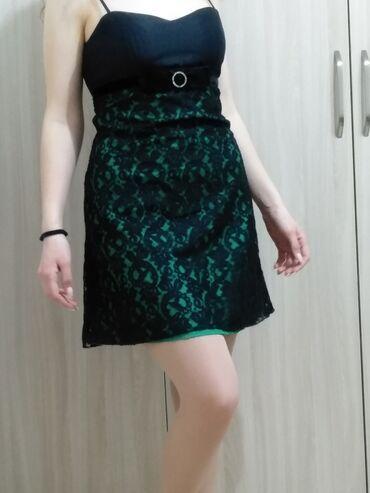 Платье из usa