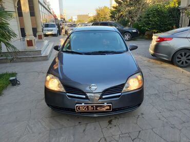 1061 elan   NƏQLIYYAT: Nissan Primera 1.8 l. 2005   258400 km