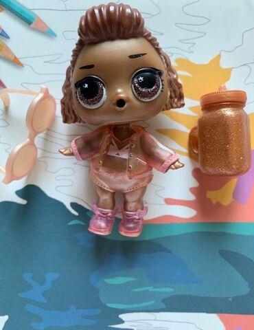 лол в Кыргызстан: Пазлы и кукла Лол Инстаголд - Пазлы на деревянной подложке для