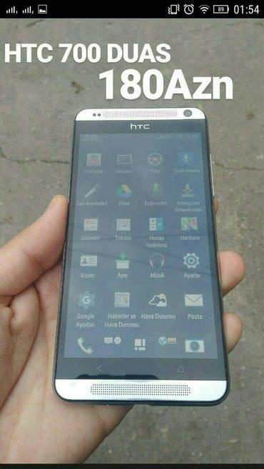 Bakı şəhərində 175-azn HTC 700 DUAS SATIRAM,