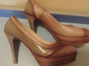 Jednom nosene kozne cipele broj 40 - Crvenka