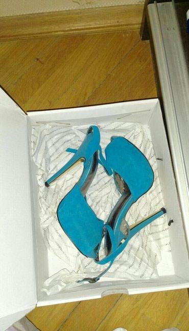 qadınlar üçün bağlı bosonojkalar - Azərbaycan: Bosonojka Летняя обувь, фирменная,размер37