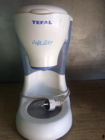 электрическая капельная кофеварка в Кыргызстан: Тефаль прослужит долго ! Кофеварка капельного типа.  Без чаши . Рабоча