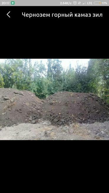 Чернозем горный камаз зил в Шопоков
