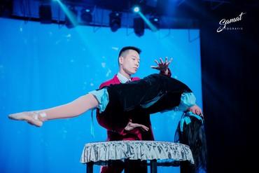 создание слайд шоу в Кыргызстан: Иллюзион шоу «Сказка». Театральное шоу на ваш праздник!  Иллюзион шоу