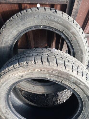 купить шины на самосвал в Кыргызстан: Продаю новый а/м ШИНУ зимний производства КНР размер 185/60/15всего