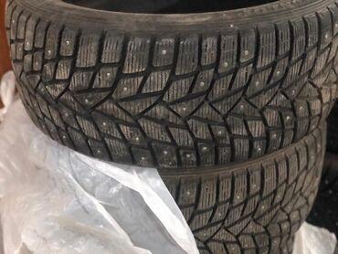 диски на бмв x5 в Кыргызстан: Резина зима Dunlop на BMW X5