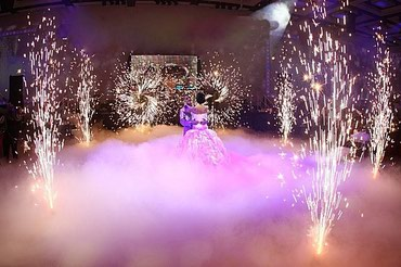 Тяжелый дым, холодные фонтаны Мы в Бишкек