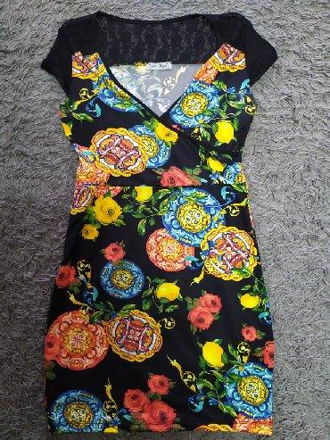 тунику платье в Кыргызстан: Продаю платье-тунику. Так ни разу и не одела. Слишком короткое для