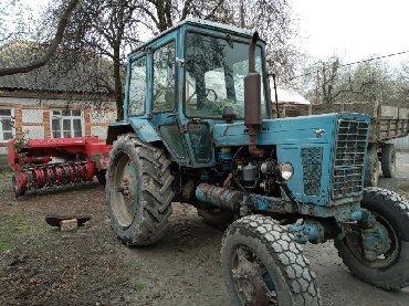 Yük və kənd təsərrüfatı nəqliyyatı Balakənda: Belarus 82. 4x4. 3 birge satilir.deyerinde mawinlada barter