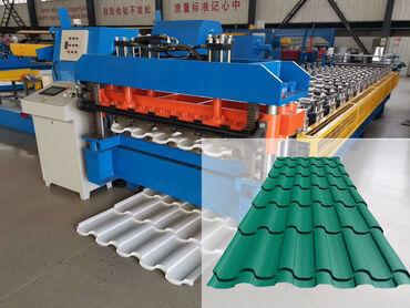 Заводы и фабрики - Кыргызстан: Продается готовый бизнес по производству профнастила и металочерепицы