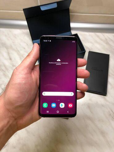 Upotrebljen Samsung Galaxy S9 64 GB ljubičasta