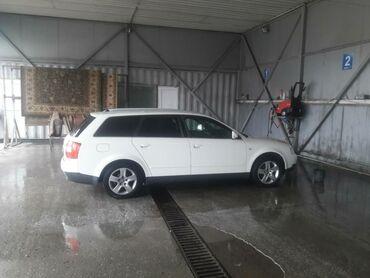 audi 200 21 turbo в Кыргызстан: Audi A4 1.9 л. 2003 | 202520 км