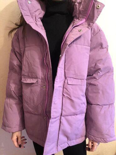 Новая Деми куртка, размер S, находимся в 8 микр, возможна доставка