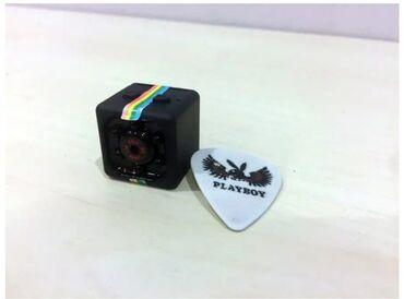 Мини камера sq11 фото видео диктафон датчик движения ночная съёмка