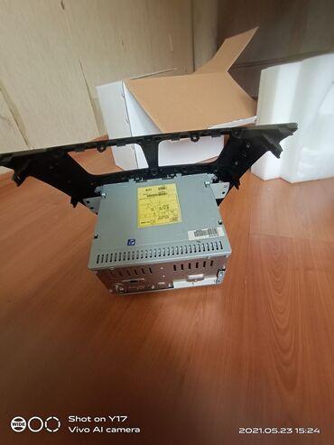Электроника - Дачное (ГЭС-5): Магнитофон hyundai solaris штатный