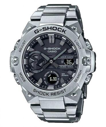 10781 объявлений: G-SHOCK GST-B400Новинка этого года ! ___Корпус усилен карбоном со