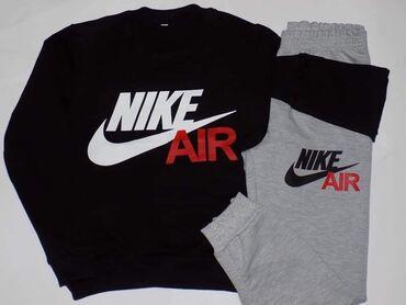 Nike air dvodelni kompletićiVeličine: 6-14Cena: 2700 rsdUvoz takođe
