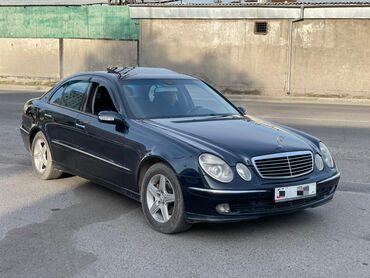 Mercedes-Benz E-Class 2.7 л. 2002