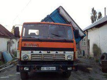 Грузовой и с/х транспорт в Беловодское: Камаз 55102 с прицепом самосвал1989г.в. резина хорошая рама целая. Ре