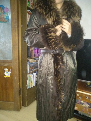 Продаю пальто(пехора) б/у, 50 размер в хорошем состоянии. в Лебединовка