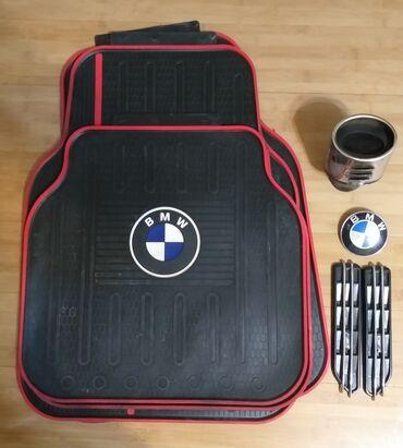 bmw 735 - Azərbaycan: BMW ayaqaltilar  cırığı zədəsi yoxdu