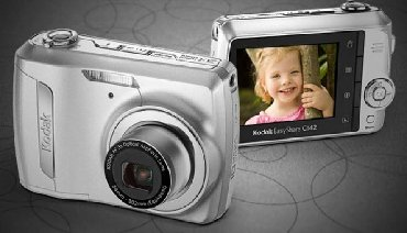 "kodak kb10 в Кыргызстан: Фотоаппарат Kodak EasyShare C142Размер матрицы: 1/2.5""; Эффективное"