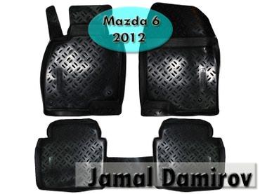 avtomobil üçün - Azərbaycan: Mazda 6 2012 və hər növ avtomobil üçün poliuretan ayaqaltilar. Полиуре