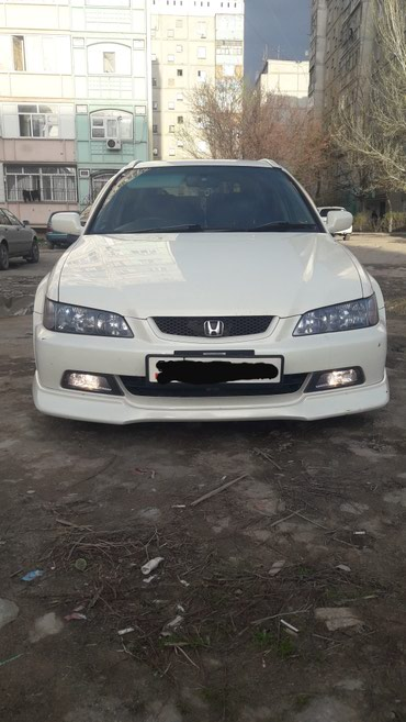 Honda Accord 2001 в Лебединовка