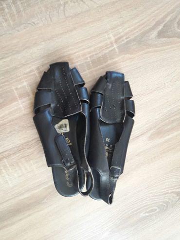 Prelepe kožne sandalete broj 39....udobne i noveee....1300 dinara - Novi Pazar