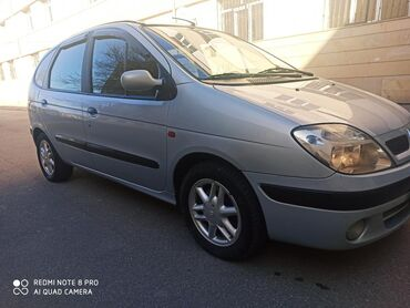 Renault Bərdəda: Renault Megane 2 l. 2000 | 2452147 km