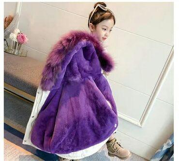 супер стильное платье в Кыргызстан: Парка для девочек, качество супер, последняя