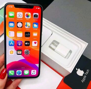 Νέα iPhone X 256 GB Space Gray