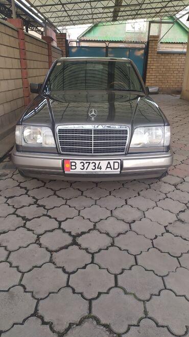 Mercedes-Benz W124 2.2 л. 1993 | 203000 км
