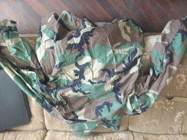 Куртка М65 рассветка Woodland, оргинал военная куртка, оригинал USA