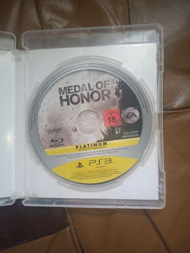 Igrice za ps3 - Srbija: Medal of Honor PlatinumMedal of Honor warfighter Igrice prodajem zato